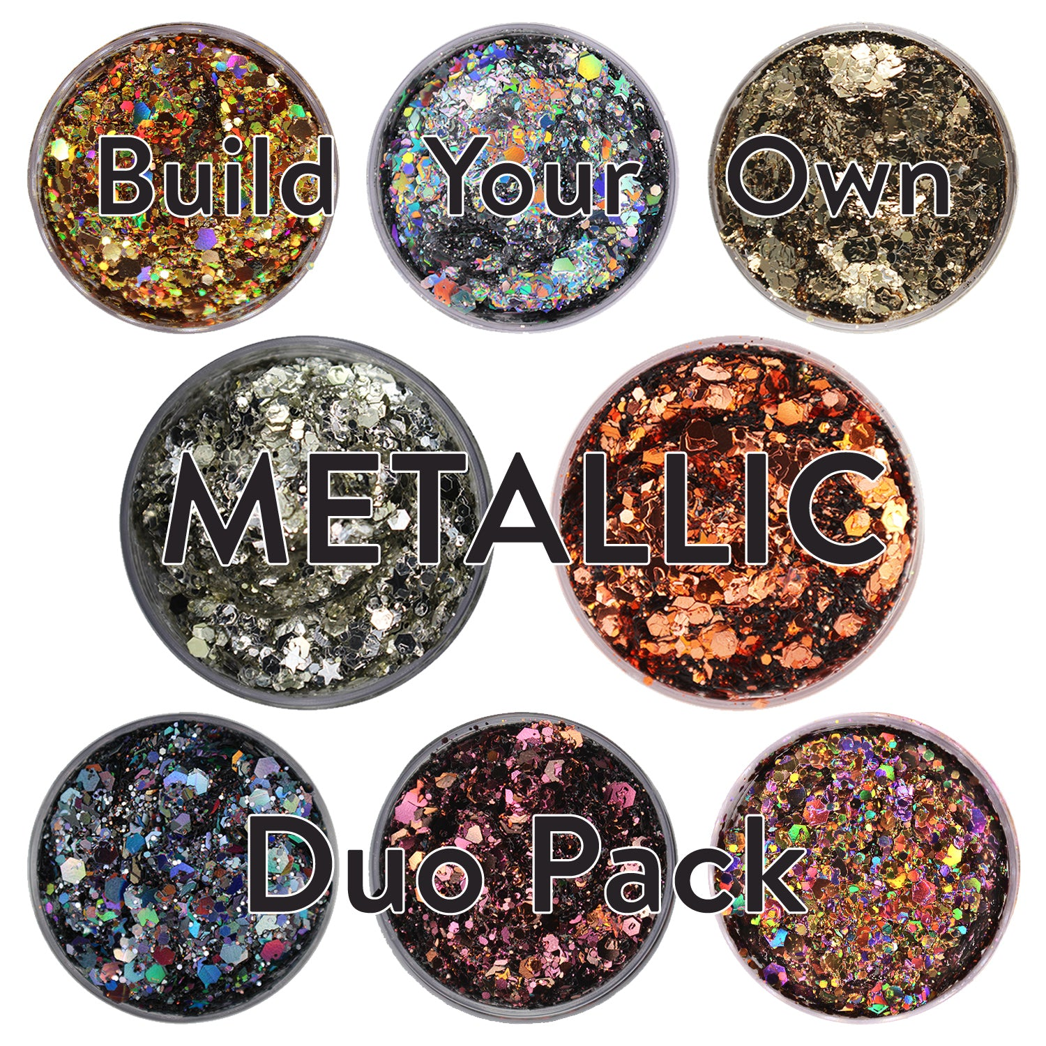 Build-Your-Own Duo Pack - Metallic - Small (19g)