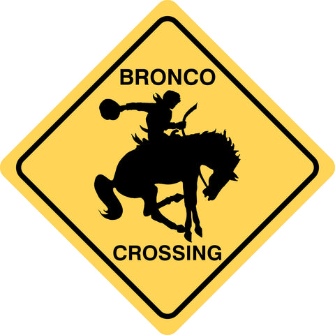 Bronco Crossing
