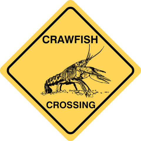 Crawfish Crossing