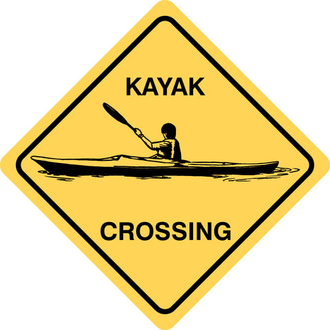 Kayak Crossing