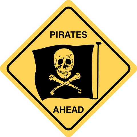 Pirates Ahead