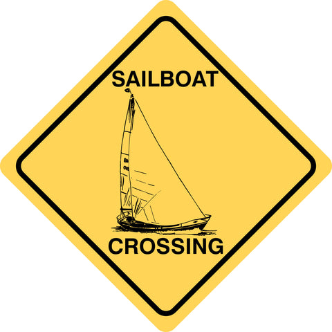 Sailboat Crossing