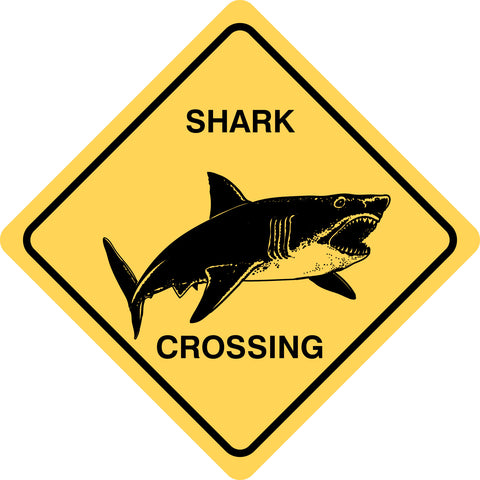Shark Crossing