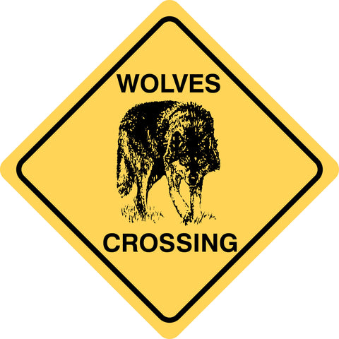 Wolves Crossing