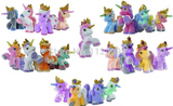 Miniature toy unicorn sets (10 piece/set) - babys-closet.com