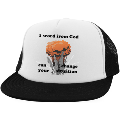Change your situation, Trucker Cap - babys-closet.com
