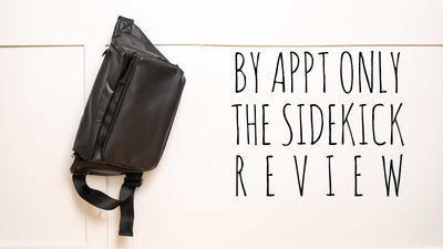 By Appt Only | The Sidekick | Review #RumBarber #Barber #TheSidekick
