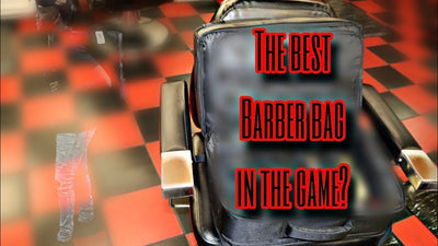 The General V2 Barber BackPack Review @fademasterlos