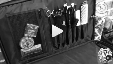 The General V2 Barber Backpack tour @mucks_cuts what's your tool setup?