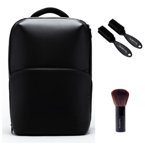 The General Lite Barber Backpack with Fade Neck Brush Bundle 3