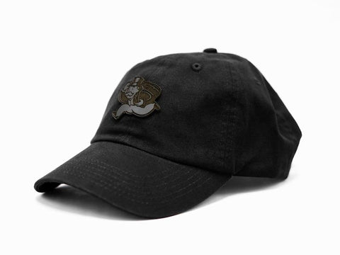 BY.APPT.ONLY. X TIMELESS COLLAB DAD HAT (BLACK) - BYAPPTONLY