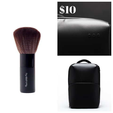 Lite Neck Brush + $10 GC Bundle