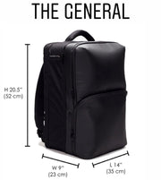 The General (V2) - Barber Backpack