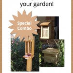 Gardeners Pollination Package Deal 150x150 Wild Pollinators Crucial   Increase Pollination in your Garden!