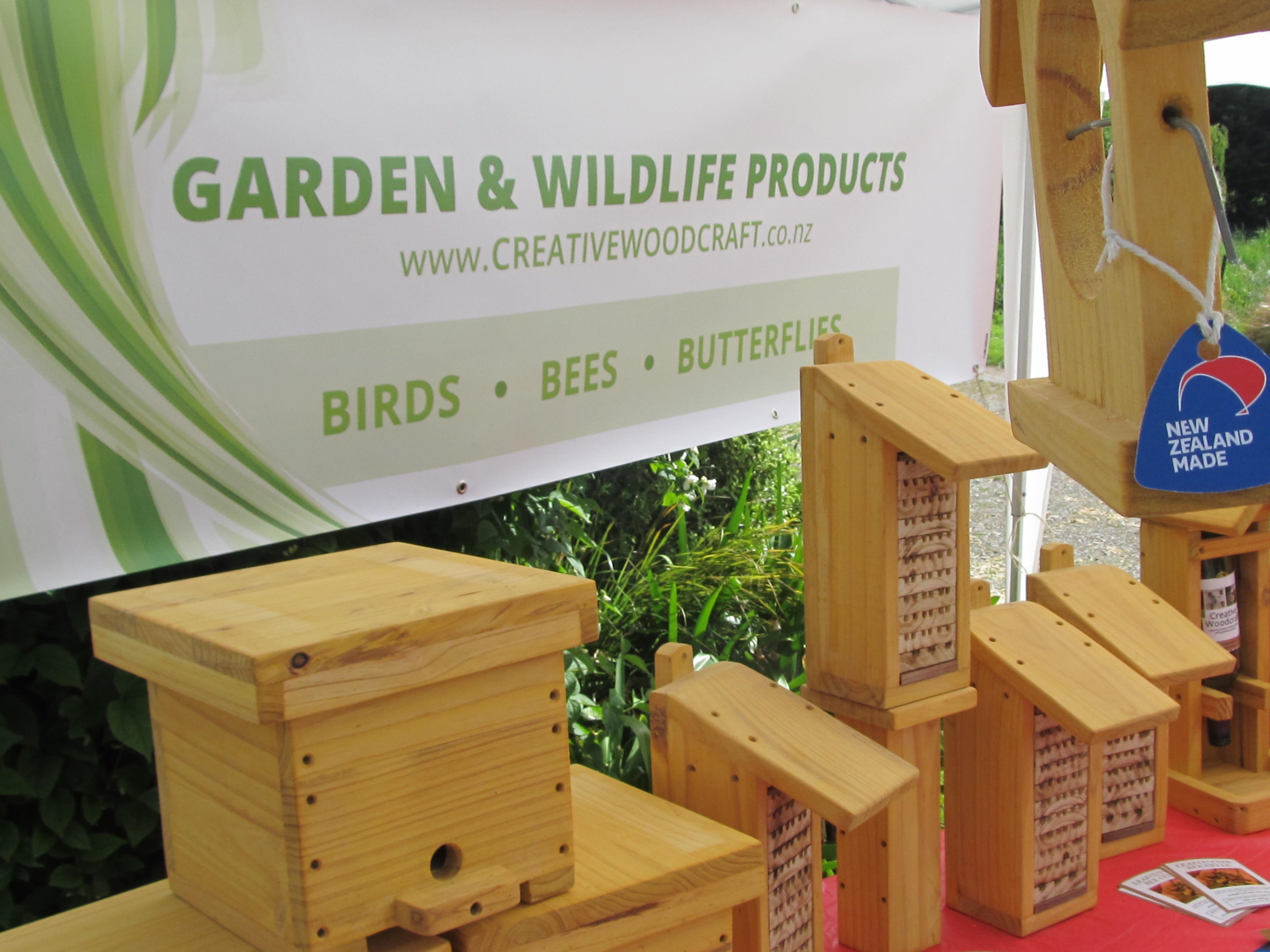 Check Out Our Custom Designed Hand Crafted Bee Habitats And Make Your  Garden Bee Friendly. BUTTERFLIES: Our Butterfly Products Offer Migrating  And ...