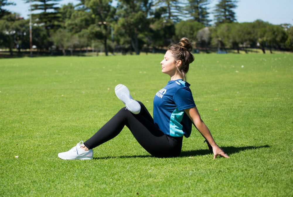 Stretch it out - a simple guide to releasing tension after your run/workout