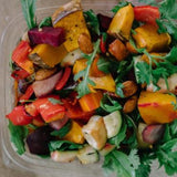 #68 Grounding Root Vegetable Salad