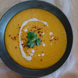 #93 Curried Sweet Potato Soup