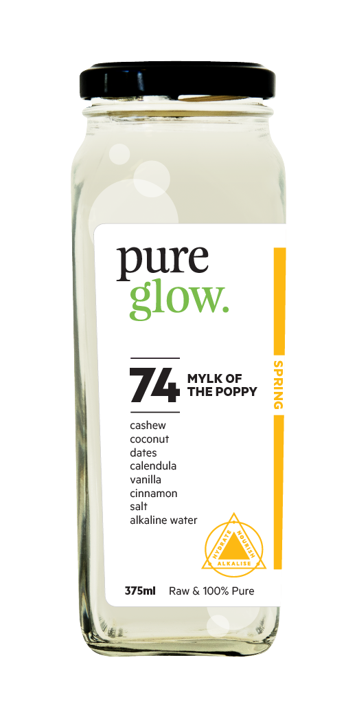MYLK OF THE POPPY