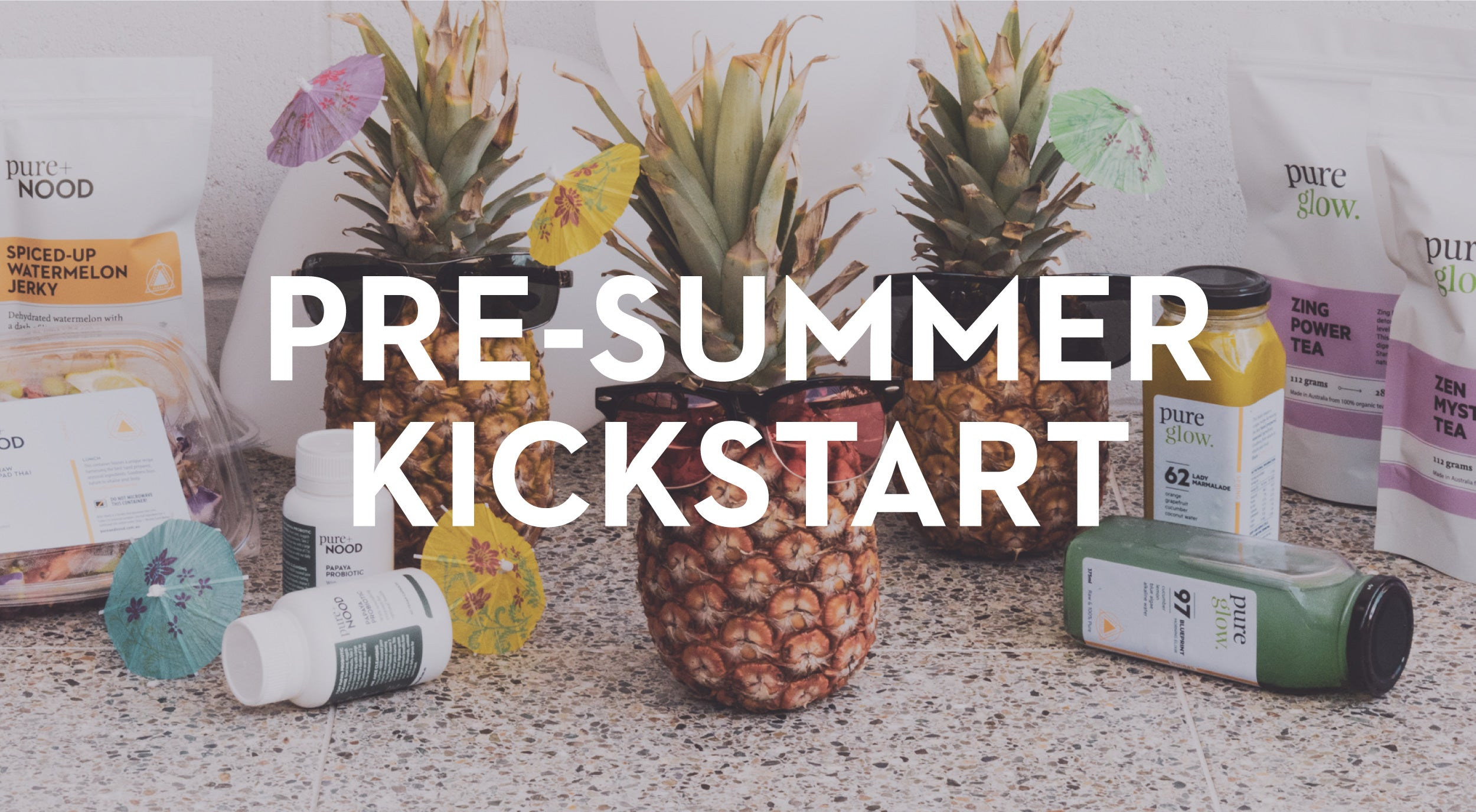 Pre-Summer 2 Week Kickstart - 2nd Release!
