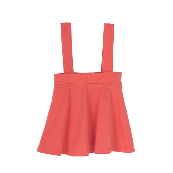 Coconut Watermelon Detachable Suspender Skirt - cutelittlemonster.com