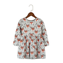 Fox Dress - cutelittlemonster.com