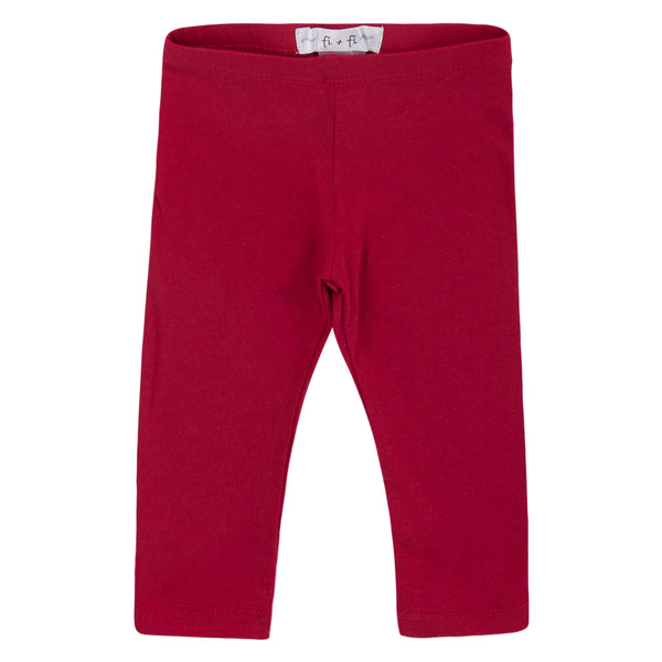 fi+fi Cherry Leggings - cutelittlemonster.com