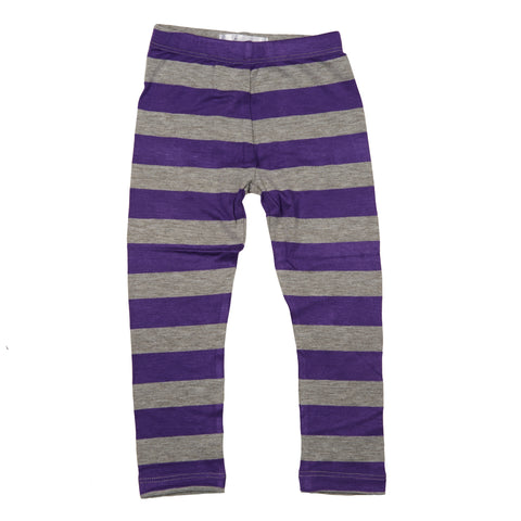 fi+fi Purple Stripe Legging