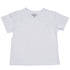 Coconut Basic White Tee - cutelittlemonster.com