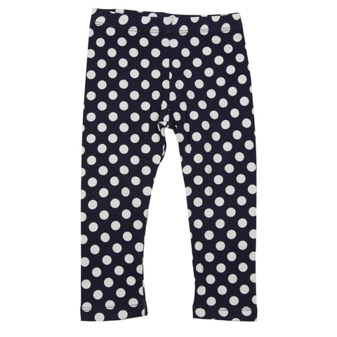 fi+fi Navy Dot Legging