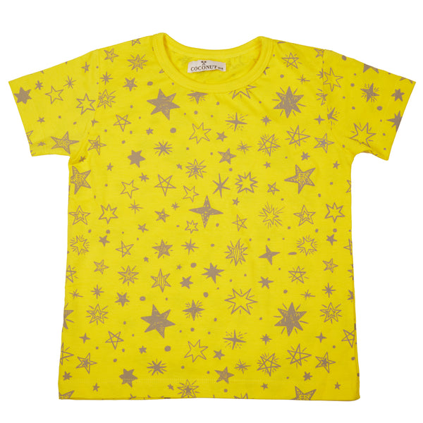 Coconut Star Tee - cutelittlemonster.com