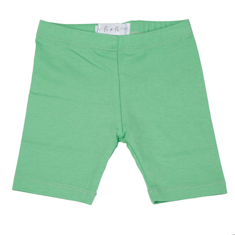 fi+fi Summer Green Bike Short
