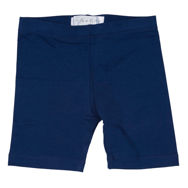 fi+fi Navy Bike Short - cutelittlemonster.com