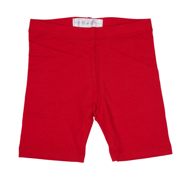 fi+fi Cherry Bike Shorts - cutelittlemonster.com
