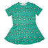 Coconut Owl Print Dress - cutelittlemonster.com