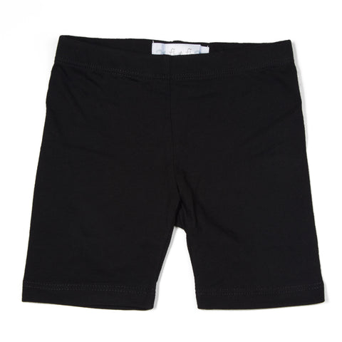 fi+fi Black Bike Shorts