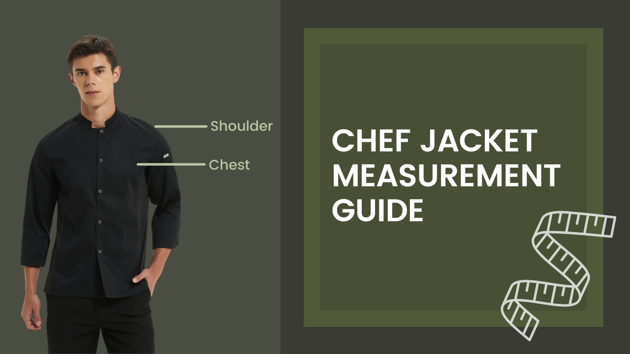 How to choose the right chef jacket size