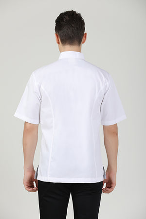 Classic Short Sleeve - Green Chef Wear