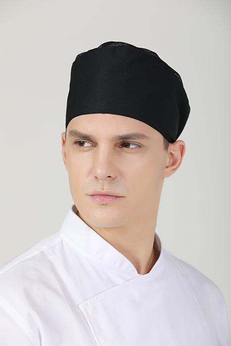 Mimosa Black | Vent - Green Chef Wear