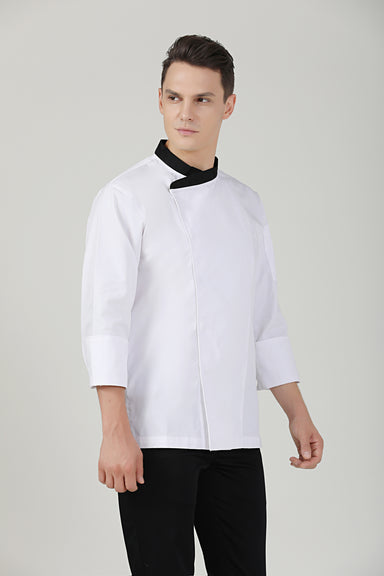 Caper Chef Jacket - Green Chef Wear