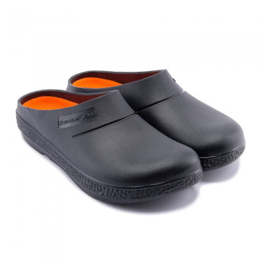 Chef Slip-On Clogs HAM-S081-K - Green Chef Wear