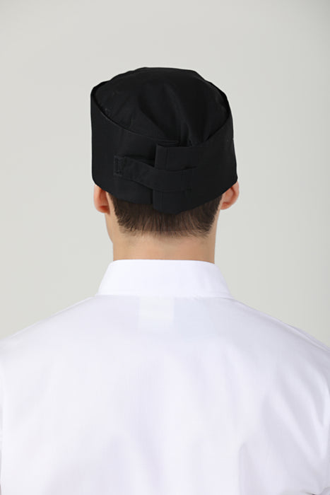 Dandelion Black, Chef Beanie - Green Chef Wear