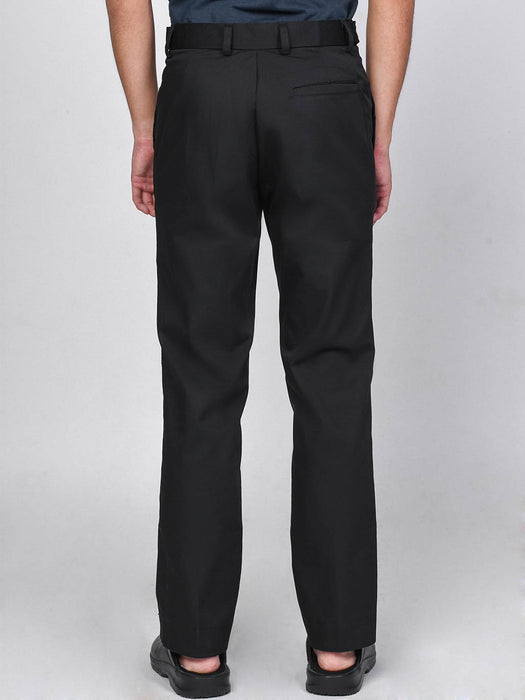 Jacobs Black Chef Trousers