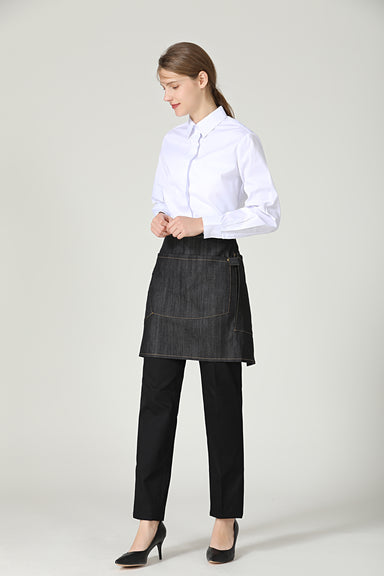 Gwen Black Demko - Green Chef Wear