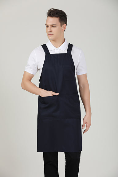 Hansel Service Bib Apron - Green Chef Wear