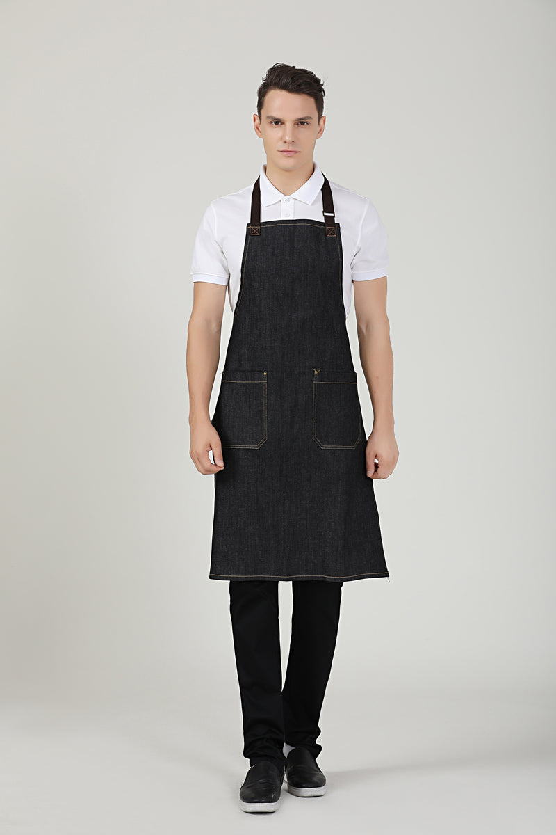 Joey Demko, Dark Blue - Green Chef Wear