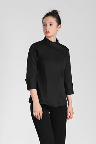 Rosemary Black - Green Chef Wear