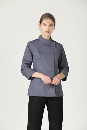 Rosemary Grey - Green Chef Wear
