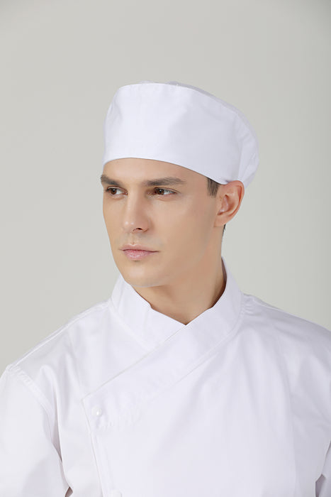 Mimosa White | Vent - Green Chef Wear