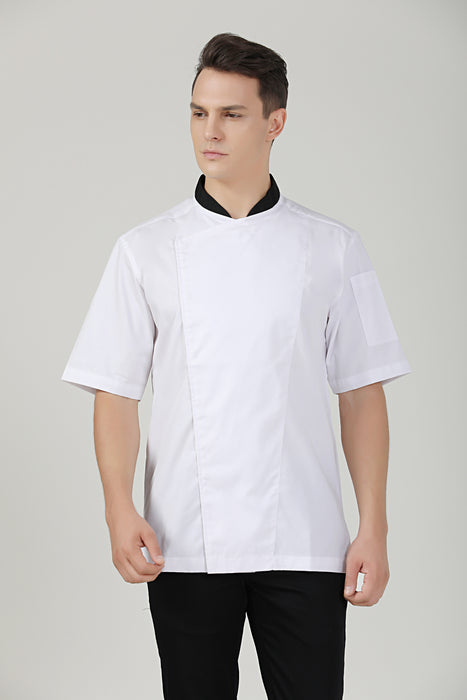 Willow Short Sleeve - Green Chef Wear
